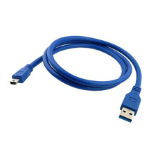 Dark 50cm USB 3.0 Mini USB Şarj / Harici Disk Kutusu Kablosu (DK-CB-USB3MINI)