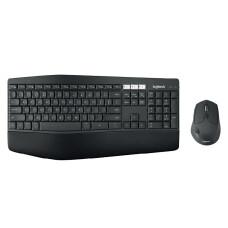 Logitech MK850 Q Kablosuz Usb Siyah Performans Klavye/Mouse Set (920-008230)