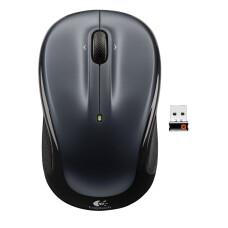 Logitech M325 Kablosuz Nano Alıcılı Optik Fare USB (Siyah) (910-002142)