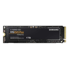 Samsung 970 Evo Plus 1 TB 3500/3300 MB/s NVMe M2 SSD (MZ-V7S1T0BW)