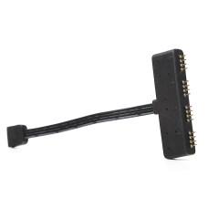 Akasa Anakart RGB LED Port Çoklayıcı Kablo 1 Giriş 4 Çıkış (AK-CBLD02-10BK)