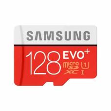 Samsung Evo Plus 128 GB microSDXC 100MB/s Class 10 UHS-1 MB-MC128HA Hafıza Kartı