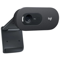 Logitech C505 Webcam HD Siyah 960-001364 (960-001364)