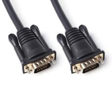 Dark 10m VGA Ferrit Core EMI/RFI Filtreli, 8mm Çaplı, Kablo (DK-CB-VGAL1000)