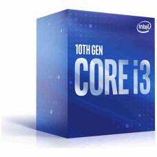 Intel Core i3-10100F 3.6GHz (Turbo 4.3GHz) 6MB Cache LGA1200 Comet Lake 10. Nesil İşlemci