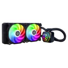 SilverStone PF240 ARGB 2x12cm Fan Intel & AMD Uyumlu Sıvı Soğutucu (SST-PF240-ARGB)