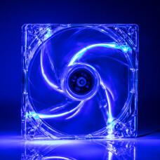 TX 12cm Mavi Sessiz Kasa Fanı (TXCCF12BL)