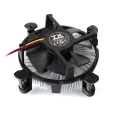TX Silent Wind 115 Intel Uyumlu 7 Kanatlı Intel CPU Soğutucu (TXCCSW115)
