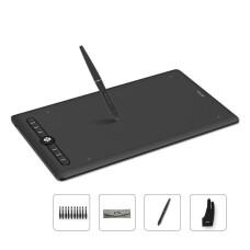 """Artisul M0610 PRO 10"""" 8192 Basınç Hassasiyetli A5+ Grafik Tablet 5080LPI Çözünürlük, 8 Kısayol Tuşu, 300RPS Raporlama, Cep Telefonu ile Kullanabilme"""
