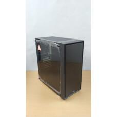 Aerocool Quartz  1 Adet Renksiz Led Fanlı ve Güçlendirilmiş Camlı USB 3.0 Siyah ATX Oyuncu Kasası AK643 (OUTLET)